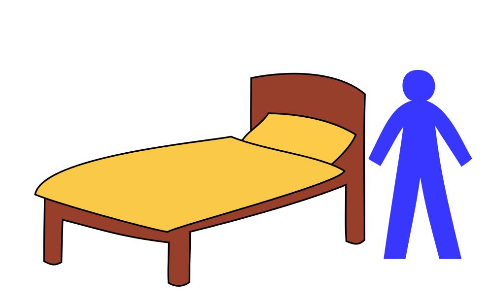 Préposition à côté (lit).svg